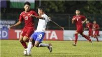 Link trực tiếp giải U16 châu Á: U16 Việt Nam vs U16 Iran (19h45, 27/9)