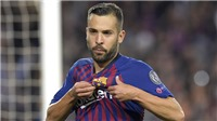 Barca: Jordi Alba là ngòi nổ nguy hiểm không kém Messi hay Suarez