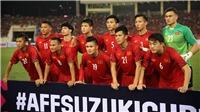 Trực tiếp bóng đá AFF Cup 2018. Lịch thi đấu bóng đá AFF Cup 2018 hôm nay