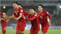Trực tiếp Asian Cup 2019. Trực tiếp Asian Cup 2019 hôm nay. Trực tiếp bóng đá Việt Nam vs Iraq. VTV6