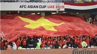 Lịch thi đấu Asian Cup 2019. Trực tiếp VTV6, VTV5: Việt Nam vs Nhật Bản, bóng đá Asian Cup 2019. Xem VTV6