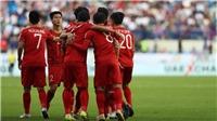 Lịch thi đấu Asian Cup 2019. Lịch thi đấu vòng tứ kết Asian Cup 2019. Việt Nam vs Nhật Bản