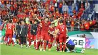 Kết quả Asian Cup 2019. Kết quả bóng đá Asian Cup 2019. Kết quả bóng đá hôm nay ngày 22-1, 23-1