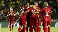 Lịch thi đấu vòng loại World Cup 2022 bảng G: Trực tiếp bóng đá Việt Nam vs UAE