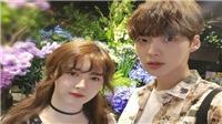 Fan 'ném đá' chồng Goo Hye Sun vì tổ chức sinh nhật với gái mà không phải vợ