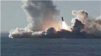 Nga phóng thử thành công tên lửa đạn đạo từ tàu ngầm