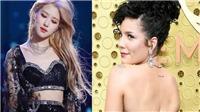 Rose Blackpink 'hẹn hò' cùng Halsey - nữ ca sĩ góp giọng cho 'Boy With Luv' của BTS