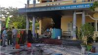 Cháy tại trường mầm non, học sinh được kịp thời di chuyển đến nơi an toàn