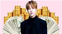 Tuy là triệu phú, Jin BTS tiết lộ vẫn sẽ dùng số tiền của dì cho để làm điều này