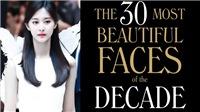 Blackpink, Twice lọt Top 30 gương mặt đẹp nhất thập kỷ