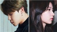 Sao Kpop sở hữu sống mũi gồ vẫn đẹp ngây ngất: BTS, Blackpink, Twice