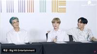 BTS diện đồ Louis Vuitton, đốn tim ARMY trong buổi họp báo 'Dynamite'