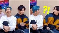 Chết cười với pha trùng hợp đến khó tin của Jungkook BTS và RM