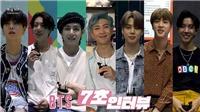 BTS tiết lộ 7 điều muốn đạt được vào cuối năm 2020