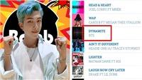 BTS có bước nhảy ngoạn mục tại Bảng xếp hạng âm nhạc Anh với 'Dynamite'