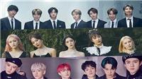 BXH Nhóm nhạc tháng 1: BTS khó rời vị trí, Red Velvet 'vượt mặt' đàn anh