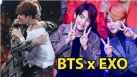 BXH tháng 7: Chưa ai đánh bại được BTS, EXO vượt NCT
