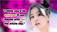Chaeyoung Twice tiết lộ 'bí mật' về tính cách của mình