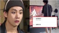 V BTS tạo thử thách ở nhà, ARMY lại để ý đôi chân 'cực phẩm'