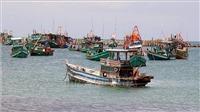 Tàu nước ngoài bồi thường 45.000 USD do đâm chìm tàu cá Bình Thuận