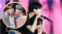 7 khoảnh khắc 'em út' Jungkook BTS phải 'chăm lo' cho người anh Jimin