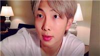 3 bước chào tạm biệt của RM BTS cực 'cute' khiến fan 'nghẹt thở'