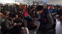 Cuộc đại di cư mùa Xuân tại Trung Quốc: Hơn 300 triệu vé tàu đã có chủ