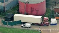 Vụ 39 thi thể trong xe tải ở Anh: Đoàn công tác Đại sứ quán Việt Nam làm việc với cảnh sát, chính quyền hạt Essex