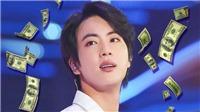 Chết cười Jin BTS tiếp tục 'giả nghèo', buôn bán mọi thứ có thể