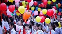 Các trường Hà Nội tổ chức khai giảng ngắn gọn, tập trung đón học sinh đầu cấp