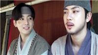 Jin và Jungkook BTS chia sẻ lý do đóng vai phụ trong 'Daechwita'