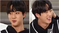 Dù lớn tuổi nhất, Jin BTS vẫn mắc cỡ đến đỏ cả tai thế này đây