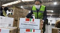 Trung Quốc nới lỏng quy định về xuất khẩu vật tư y tế phục vụ chống dịch COVID-19
