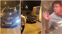 Xác định danh tính tài xế say rượu, gây tai nạn rồi bỏ chạy ở Hà Nội