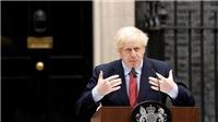 Thủ tướng Anh xuất hiện trước công chúng sau gần một tháng điều trị COVID-19
