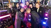 Xem BTS biểu diễn đón năm mới tại Quảng trường Thời đại, New York