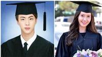 Các sao Kpop từng tốt nghiệp trường Đại học danh giá: BTS, G-Dragon...