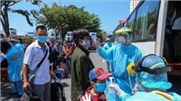 Dịch Covid-19: Đà Nẵng lập 14 chốt kiểm soát dịch liên ngành tại các cửa ngõ ra vào thành phố từ ngày 6/2