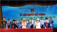 Hà Nội: 88 thủ khoa xuất sắc năm 2020 được ghi danh sổ vàng