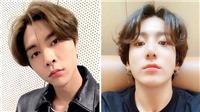 8 nam thần Kpop có khóe môi cực đốn tim: BTS, EXO, NCT