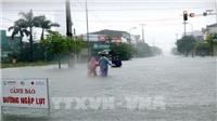 Đêm 31/10: Trung Bộ còn mưa, nguy cơ cao xảy ra lũ quét, sạt lở đất