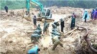 Tìm thấy thi thể 2 nạn nhân vụ sạt lở đất ở Quảng Bình