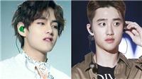 Điểm danh 10 nam idol K-Pop 'đẹp như tạc tượng'