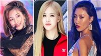 Top 15 'nữ hoàng' Kpop 2020: Blackpink chiếm trọn đầu bảng