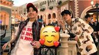 Khoảnh khắc 'ngọt ngào' giữa V và J-Hope BTS khiến ARMY 'đổ gục'