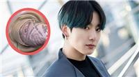 Jungkook BTS lộ hình xăm mới, nhận nhiều ý kiến trái chiều