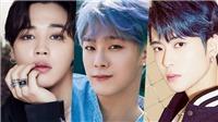BXH Nam thần tượng tháng 11: Jimin 'gánh' BTS, ASTRO bứt phá