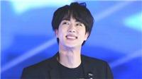 Ngưỡng mộ anh cả Jin BTS qua clip từ camera giấu kín