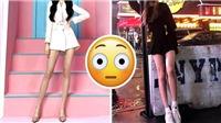 5 nữ idol K-pop sở hữu tỷ lệ cơ thể 'vàng'