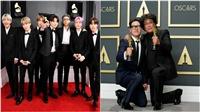BTS lại trở thành nạn nhân trên truyền thông Nhật liên quan đến phim 'Ký sinh trùng'